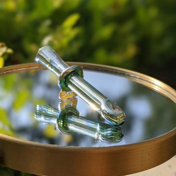 Chromed Out glass joint holder
